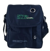 Menší pánská crossbody taška C52 tmavě modrá