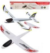 Letadlo EPP soft házecí polystyrénové 47cm HF-i3 na házení 2 barvy
