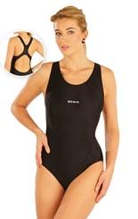 Jednodílné sportovní plavky. 93371