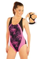 Jednodílné sportovní plavky. 93455