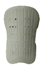 ACRA F123 fotbalové plastové chrániče holení