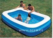 54005 Bazén Family 201x150 cm