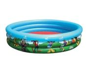 P91007 Nafukovací bazén Mickey 122cm