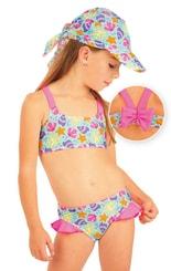 Dívčí plavky top. 93532