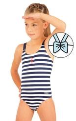 Jednodílné dívčí plavky. 93580