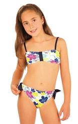 Dívčí plavky podprsenka BANDEAU. 93542