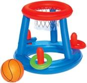 Centrum nafukovací hrací set s míčem a kroužky Do vody