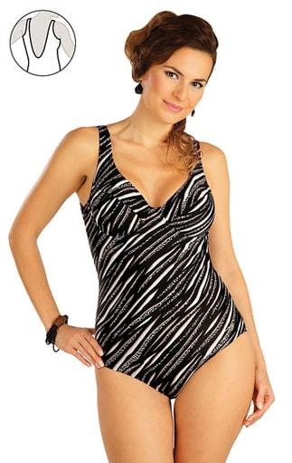 238c9d2623d 52434 Jednodílné plavky s kosticemi
