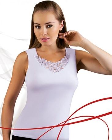 3dac95e12f7 Dámská košilka Berta plus white