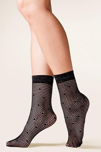 Dámské ponožky 689 Viva nero aafb69a5a7