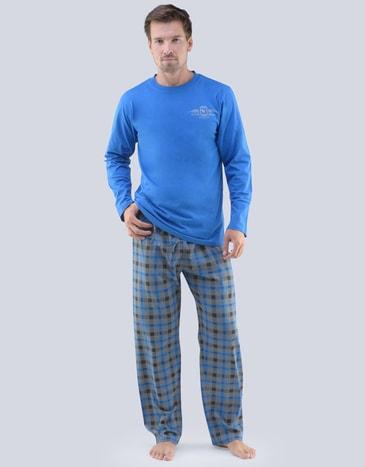 418f00d514c6 Pánské pyžamo 36214 Gale 90x graphite
