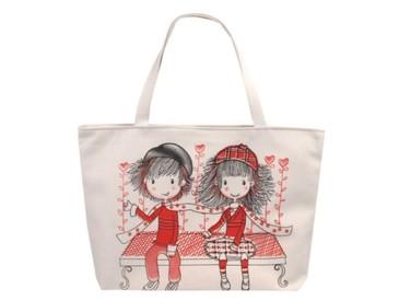 Textilní taška 32x48cm potisk (1 ks)