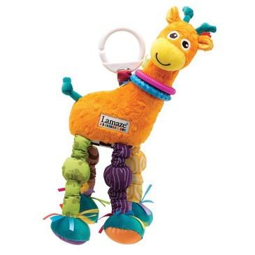 Žirafa Amina pro miminko Chrastítka, kousátka