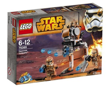 STAR WARS Geonosis Troopers 75089