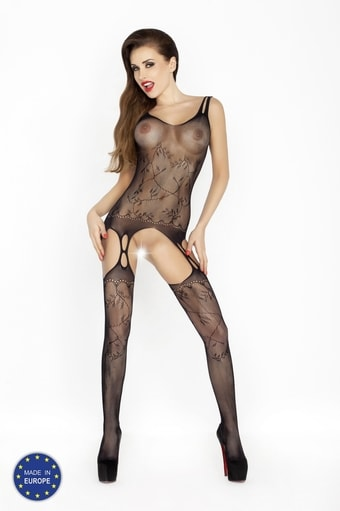 Bodystocking BS015 black