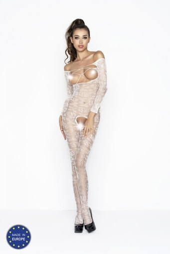 Bodystocking BS031 white