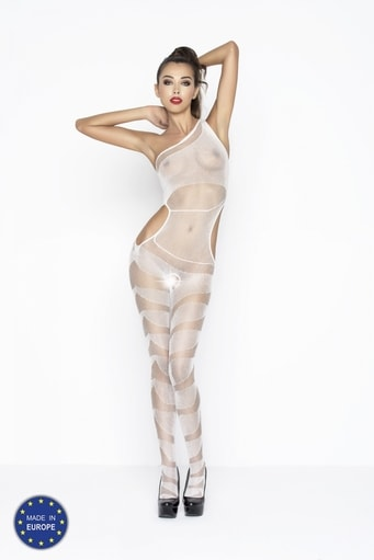 Bodystocking BS041 white