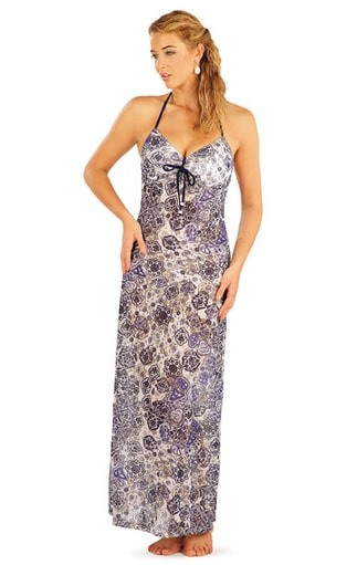 54027 Šaty dámské s krátkým rukávem  ef722db007