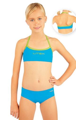 344437fc47e Dívčí jednodílné sportovní plavky